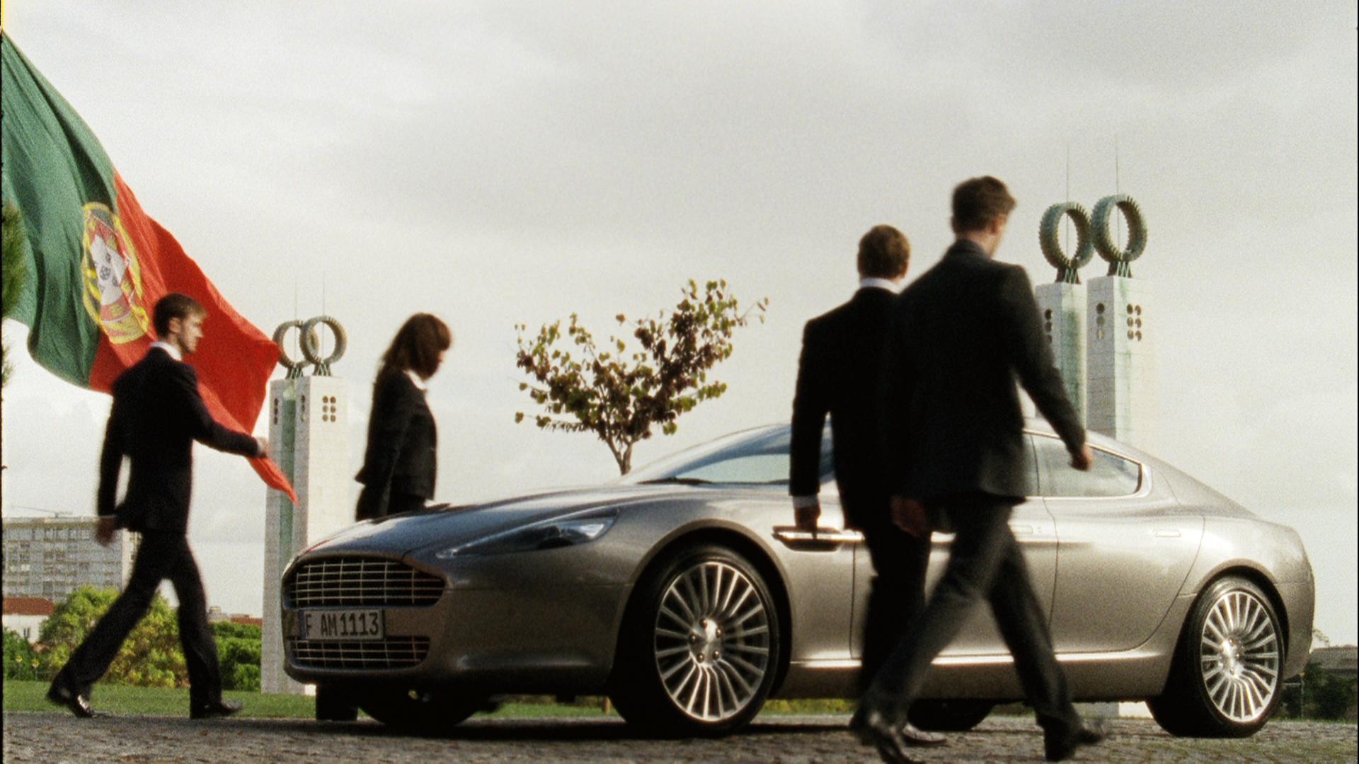 Aston Martin Too Cool For School Drivingtalk